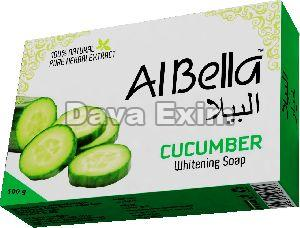 Albella Cucumber Soap