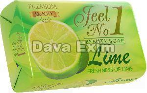 Jeel No.1 Lime Beauty Soap