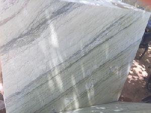 White Katni Marble Slab