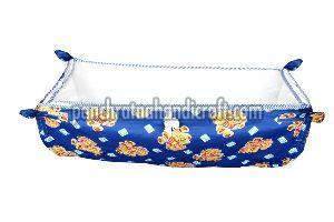 Navy Blue Baby Cotton Jhula
