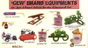 Hydraulic Hoist, Carwashing Machine,air Grease Pump,air Comp