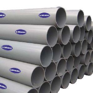 Lingaraj Agriculture Grey PVC Pressure Pipes (IS-4985 : 2000)