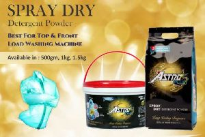 Spray Dry Detergent Powder