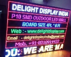Outdoor Video Wall LED System