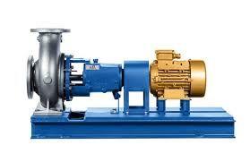Standardised Chemical Pump