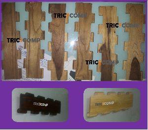 Wooden Rolling Shutter