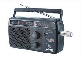Radio With Usb