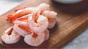 Shrimps Fish