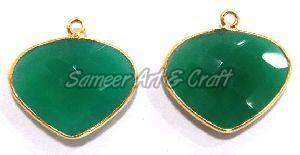 Green Onyx Gemstone Jewelry