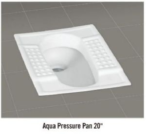 Acupressure Squat Pan