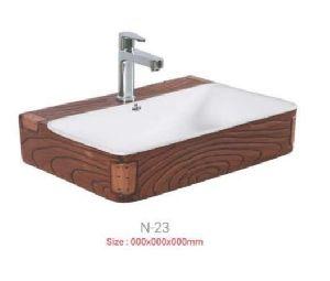N-23 Designer Table Top Wash Basin