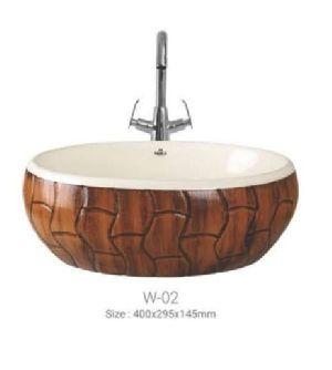 W-02 Designer Table Top Wash Basin