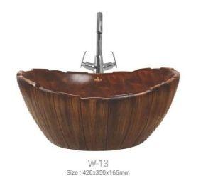 W-13 Designer Table Top Wash Basin