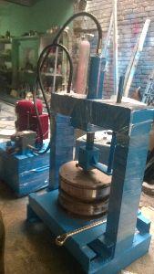 Automatic paper plate making machine hydraulic