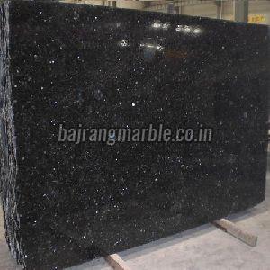 Galaxy Black Granite Slabs