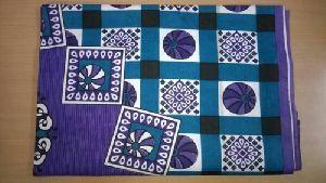 Block Printed Cotton Bed Sheet