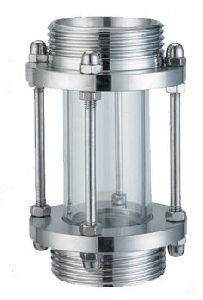 Stainless Steel Inline Sight Glass