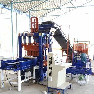 Fully Automatic Brick & Block Making Machine