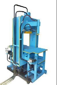 Manual High Pressure Paver Block Machine