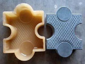 PVC Paver Block Moulds