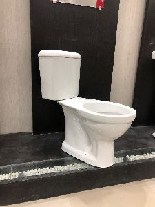 Zara  Wc with Cestern S / P Trap
