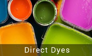 Cotton Direct Dyes