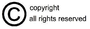 Copyright Certification