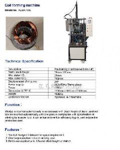 Coil pressing machine Model No. KDDK-178