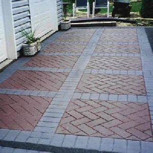 interlocking paver tiles