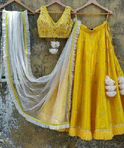 Exclusive Designer Hand Work Lehenga Choli