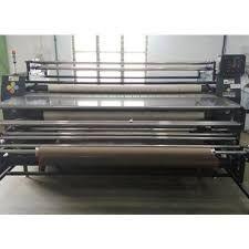 roll fusing machine