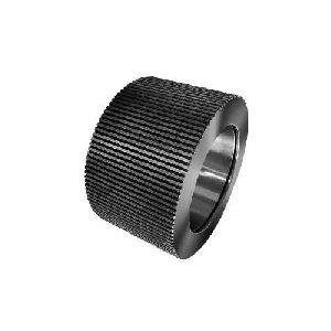Grooved Roller Shell