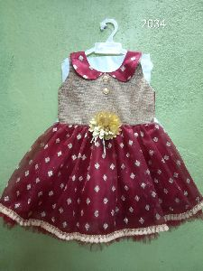 Fancy Kids Frock