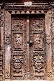 Stone Temple door