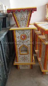 Marble Tulsi Stand