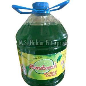 Green Liquid Hand Soap
