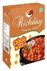 Richday Chhole Masala (100g)