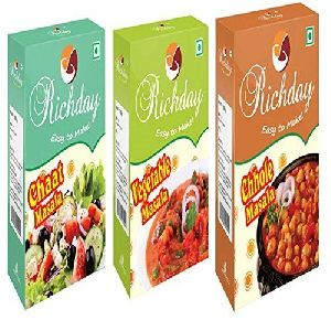 Richday Combo Pack of 3 Blended Spices