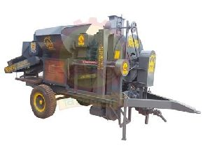 Lower Feeding Multi Crop Cutter Thrasher