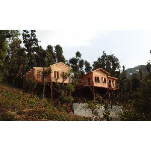 Prefabricated Wooden Cottages