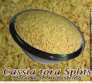 Cassia Tora Gum Splits