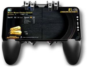 AK66 Game Controller Six Finger All-in-one Joystick Gamepad
