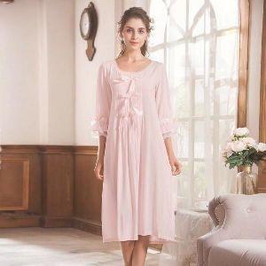 Ladies Cotton Nightgown