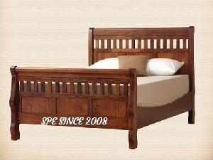 teak wood cot
