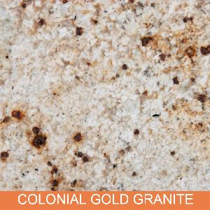 Colonial Gold Granite thickness: 15 - 20 mm