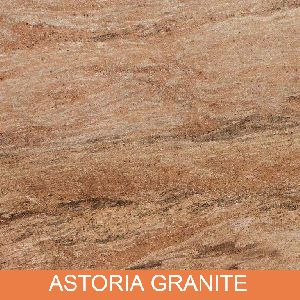 Polished Astoria Granite for Flooring Thickness: 20-25 mm