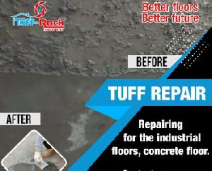 TUFF REPAIR concrete Floor Repairing