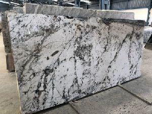 Alaska White Indian Granite
