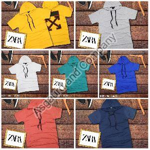 Winter Half T-Shirt (Brand ZARA)