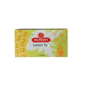 lemon tea sachets